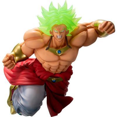 Dragon Ball Super Saiyan Broly 93 Ichiban Kuji Statue