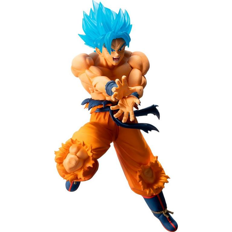 Dragon Ball Super Saiyan God Super Saiyan Son Goku Ichiban Kuji Statue