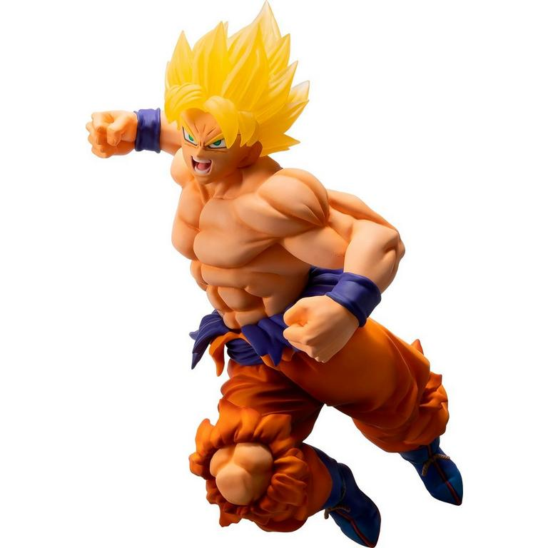 Dragon Ball Z Super Saiyan Son Goku 93 Ichiban Kuji Statue