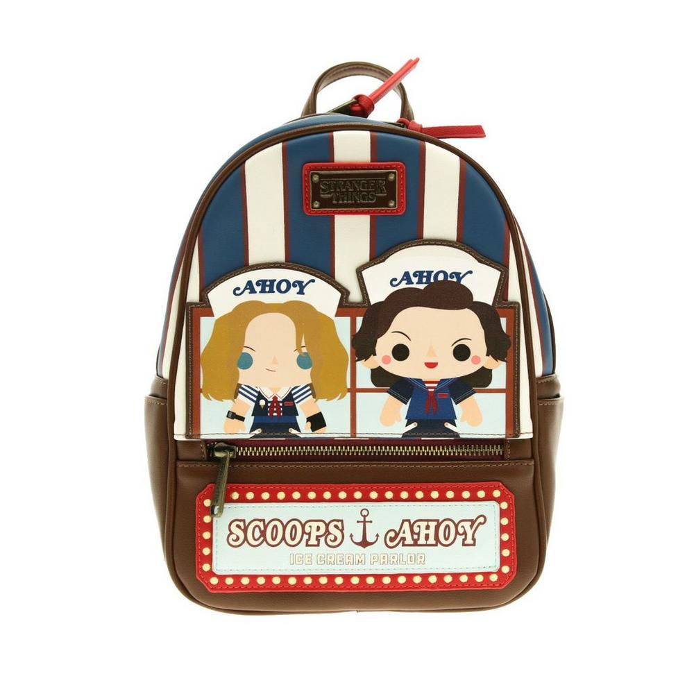 Stranger Things Scoops Ahoy Mini Backpack | GameStop