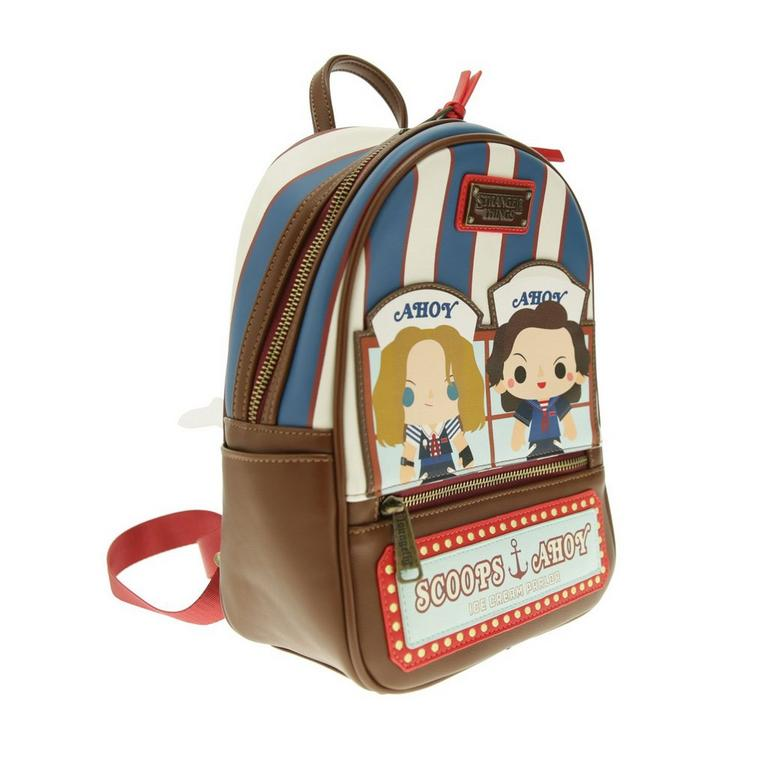 Stranger Things Scoops Ahoy Mini Backpack