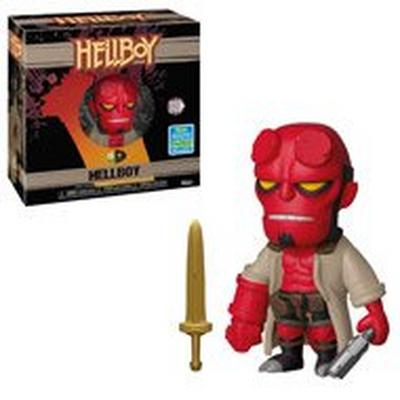 5 Star: Hellboy Summer Convention Only at GameStop