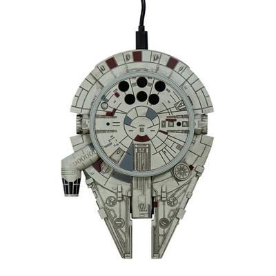 Star Wars Millennium Falcon Wireless Charger with AC Adapter Only at GameStop