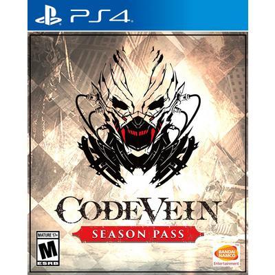 Code Vein Season Pass PS4
