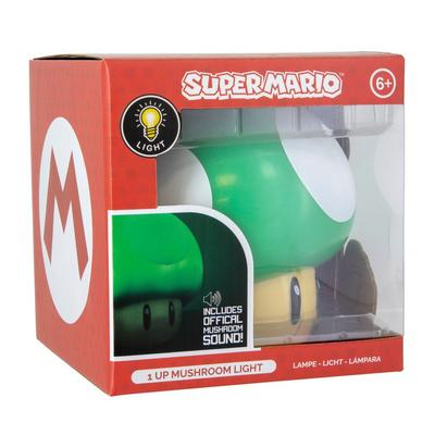 Super Mario Bros. 1 Up Mushroom Light