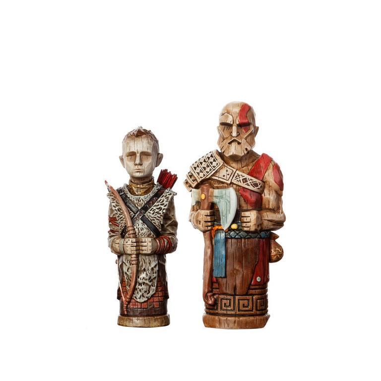 God of War Atreus's Toys 2 Pack
