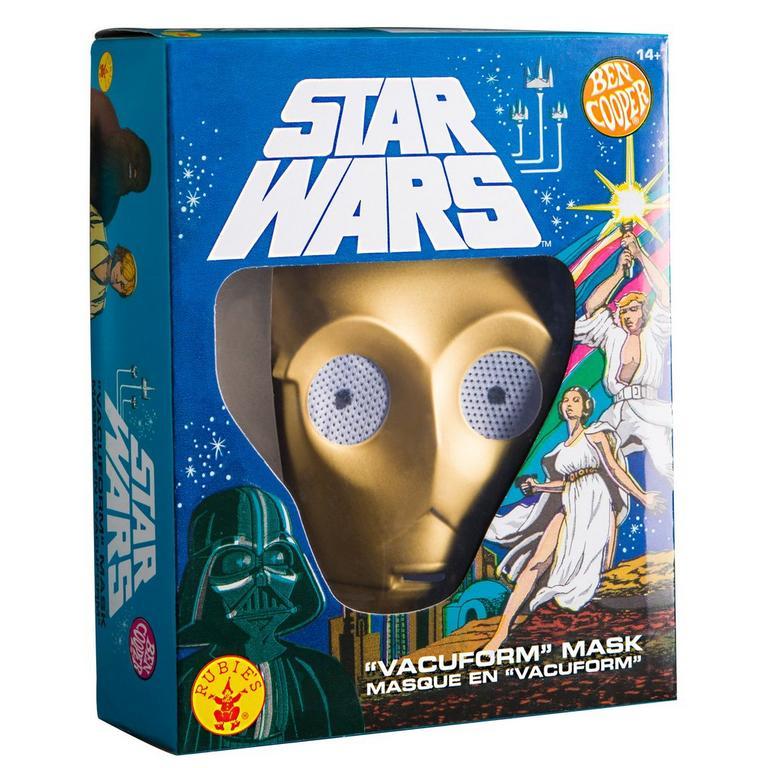 Star Wars Retro C-3PO Mask
