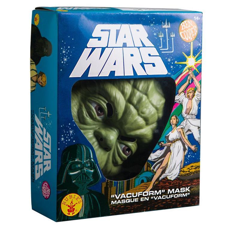Star Wars Retro Yoda Mask