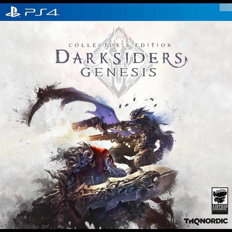 DARKSIDERS: GENESIS Collector's Edition