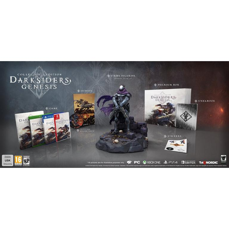DARKSIDERS: GENESIS Collector's Edition