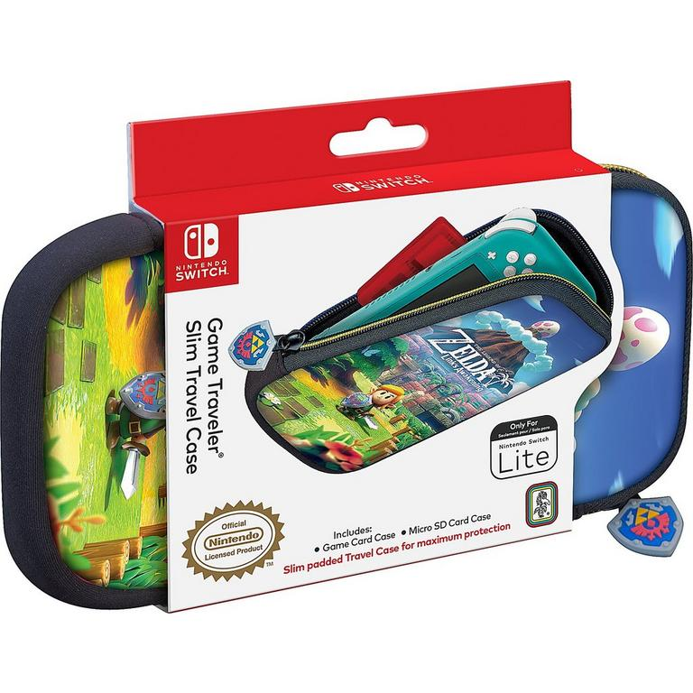 The Legend of Zelda: Link's Awakening Game Traveler Slim Travel Case for Nintendo Switch Lite