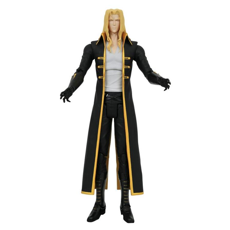 Castlevania Alucard Series 1 Action Figure Only at GameStop