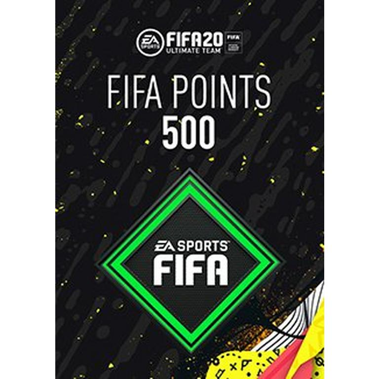 FIFA 20 500 Ultimate Team Points