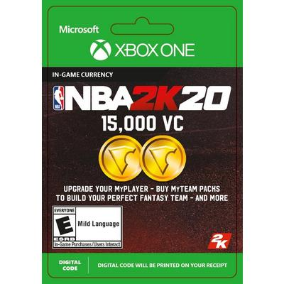 NBA 2K20 15000 Virtual Currency
