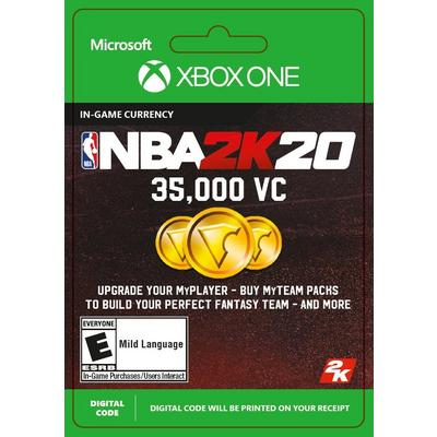 NBA 2K20 35000 Virtual Currency
