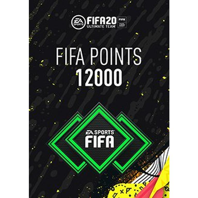 FIFA 20 12,000 Ultimate Team Points