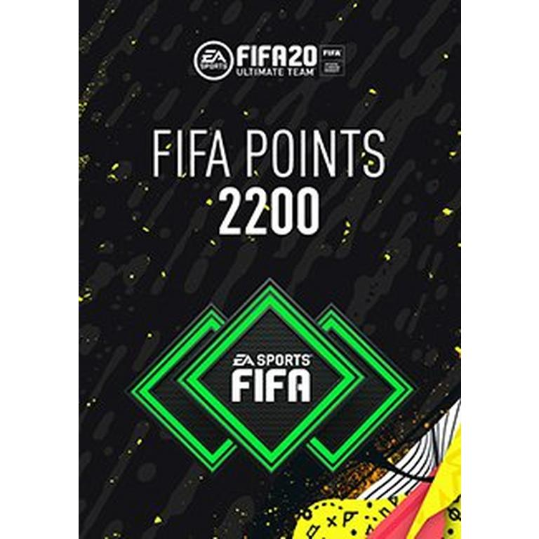 FIFA 20 2,200 Ultimate Team Points