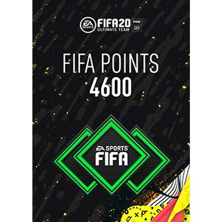 FIFA 20 4,600 Ultimate Team Points