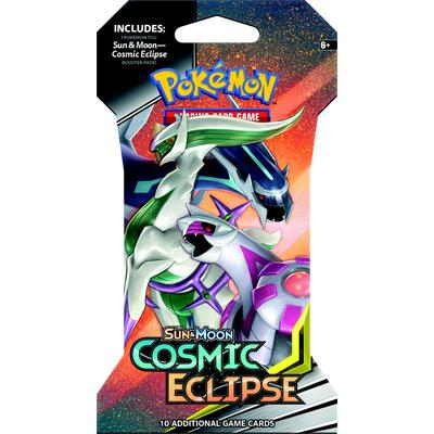 Pokemon Trading Card Game Cosmic Eclipse Booster Pack