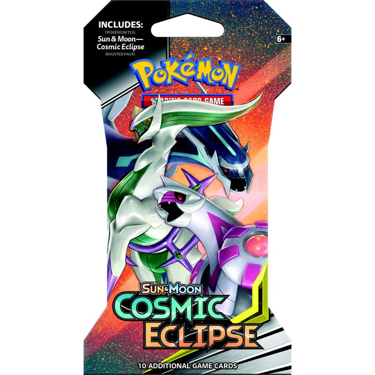 Pokemon Trading Card Game: Cosmic Eclipse Booster Pack