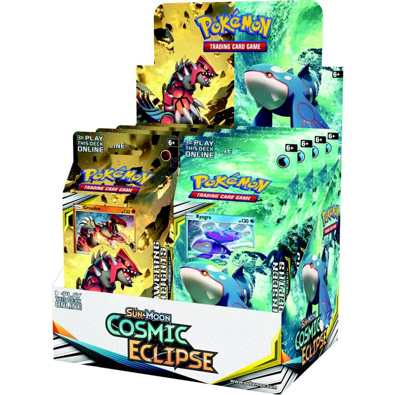 Pokemon Trading Card Game: Sun and Moon Cosmic Eclipse Theme Deck (Assortment)