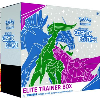 Pokemon Trading Card Game: Sun and Moon Cosmic Eclipse Elite Trainer Box