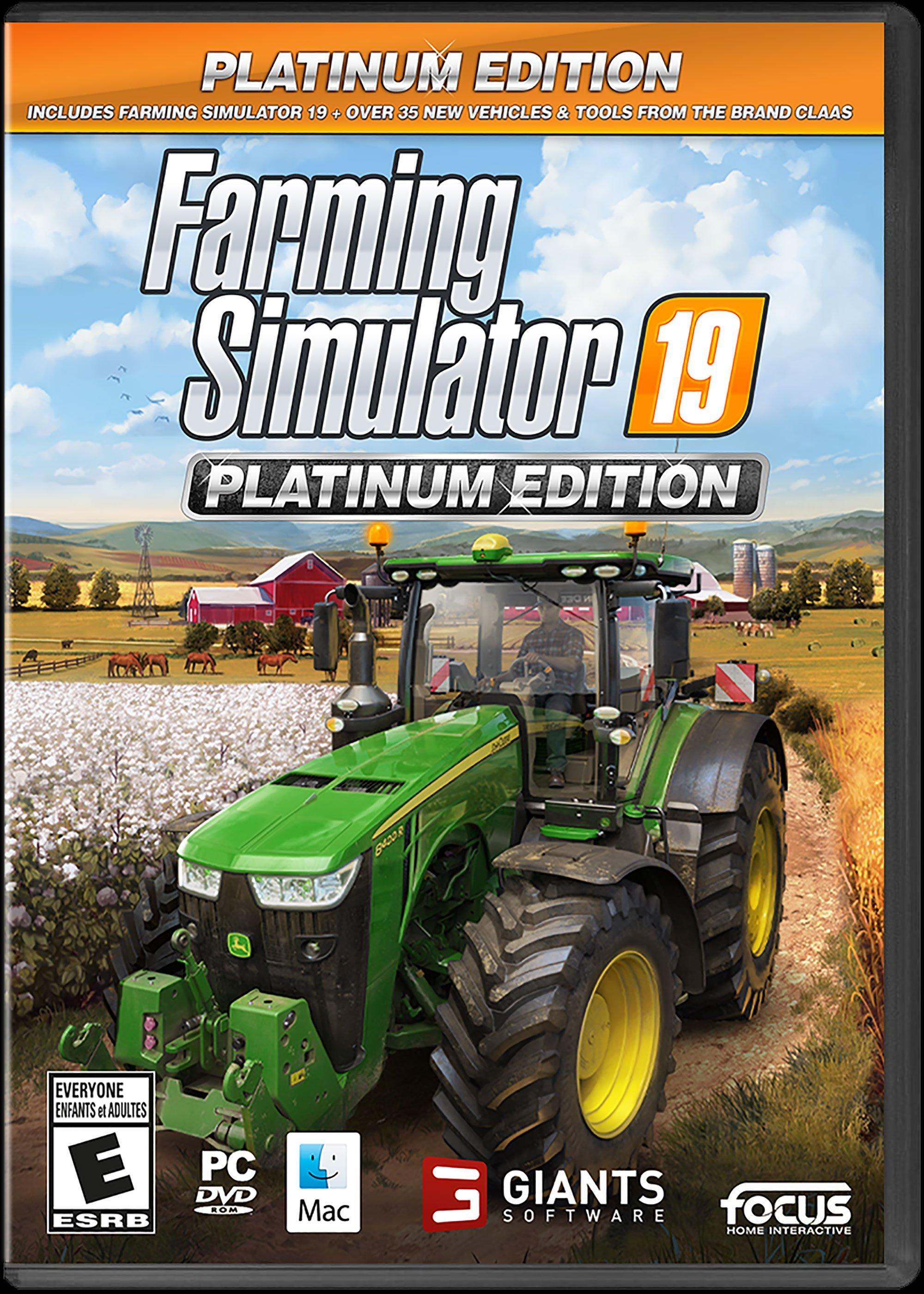 Farming simulator 19 - platinum edition download free pc