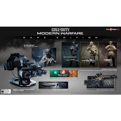 Call of Duty: Modern Warfare Dark Edition - Only at GameStop