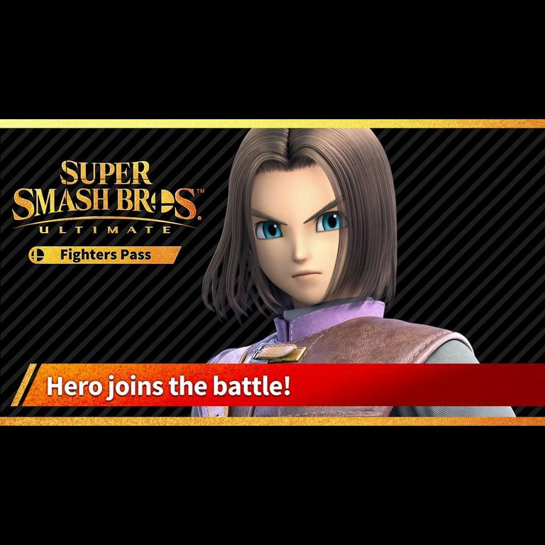 Super Smash Bros. Ultimate Challenger Pack 2