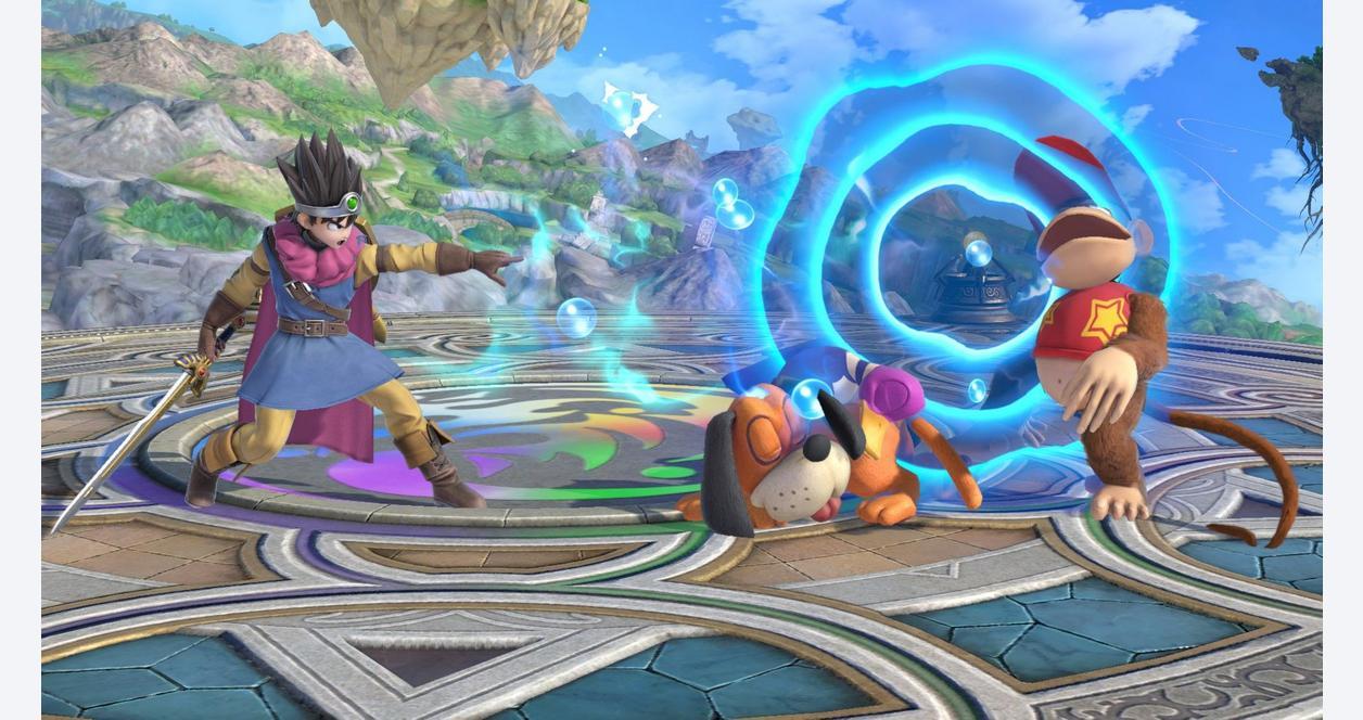 Super Smash Bros. Ultimate Challenger Pack 2