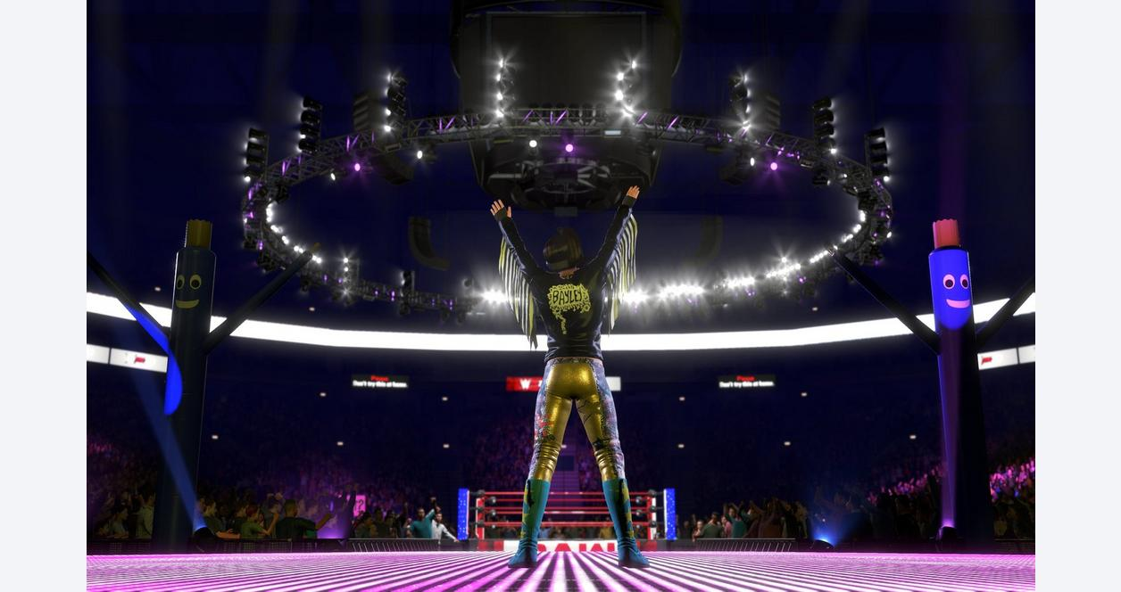 WWE 2K20 Smackdown 20th Anniversary