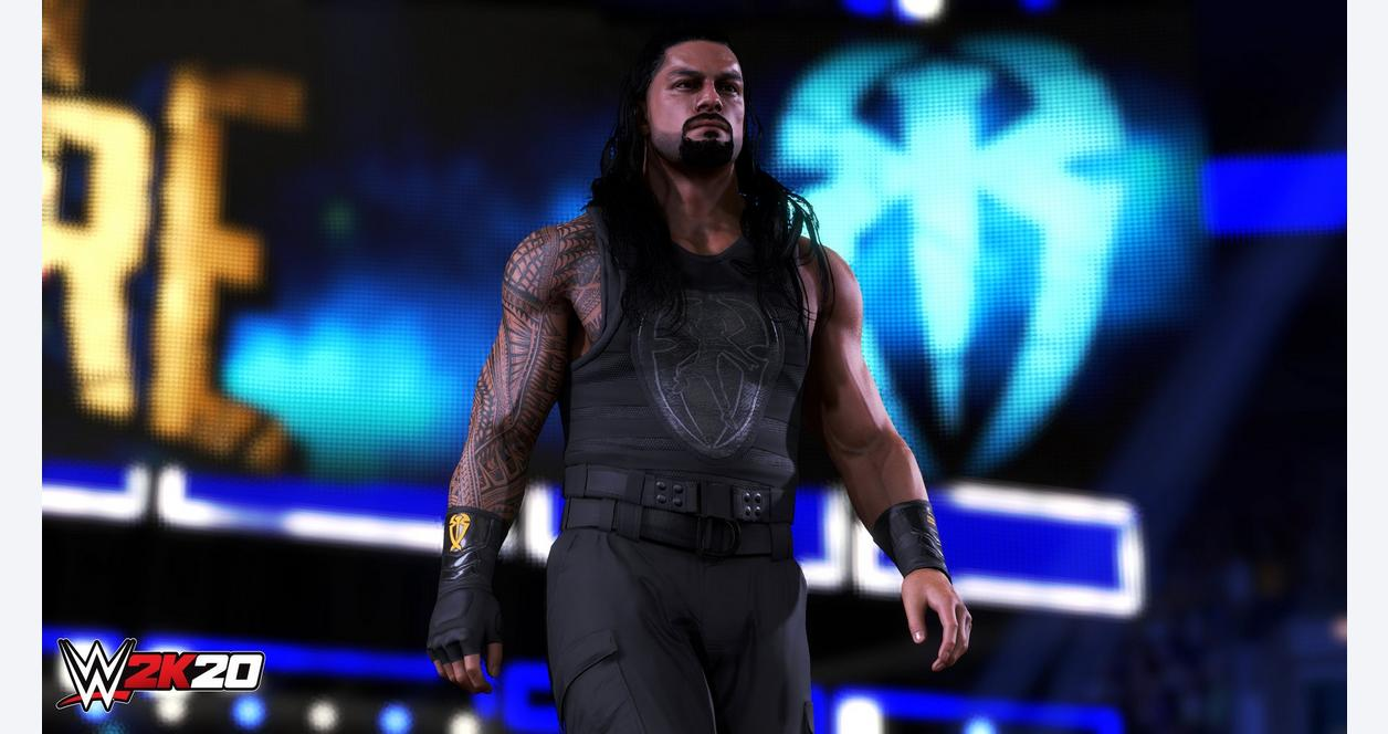 WWE 2K20 Deluxe Edition