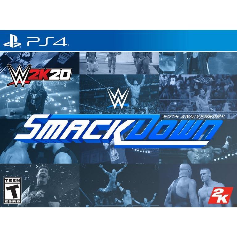 WWE 2K20 Smackdown 20th Anniversary