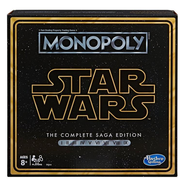 Monopoly: Star Wars Complete Saga Edition