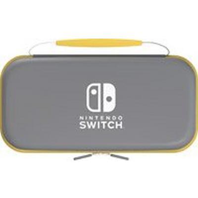 Nintendo Switch Lite Yellow Protection Case Kit