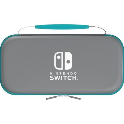 Nintendo Switch Lite Turquoise Protection Case Kit