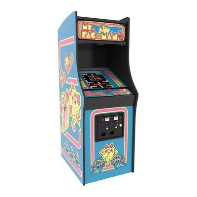 Ms. PAC-MAN Quarter Arcade Machine