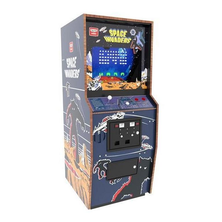Space Invaders Quarter Arcade Mini Cabinet