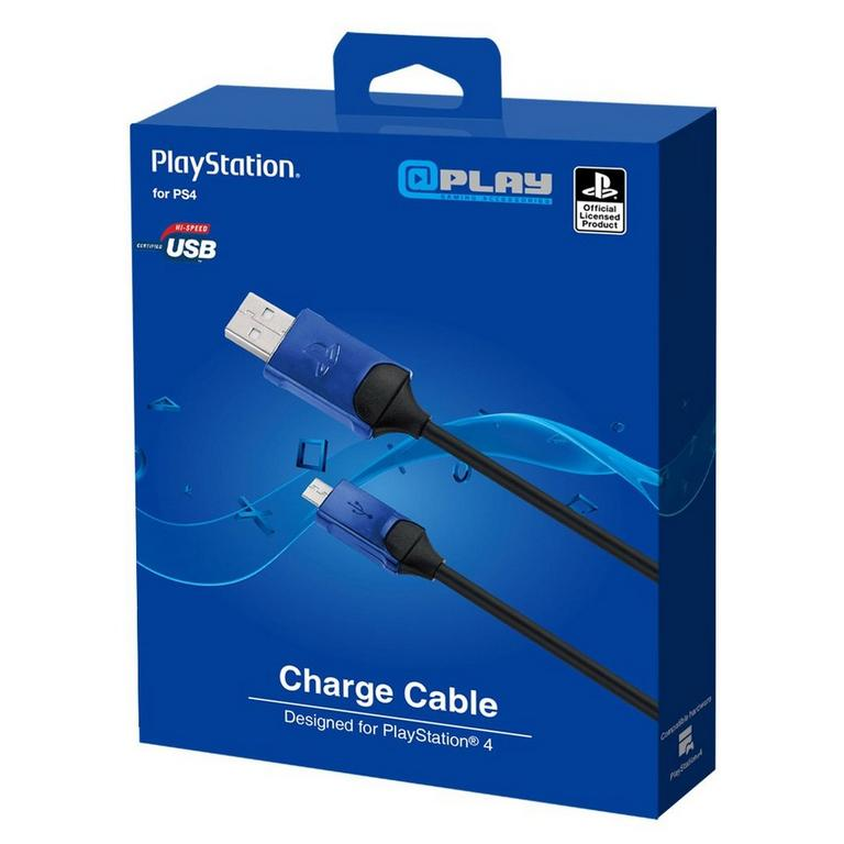 Premium Charge Cable for PlayStation 4