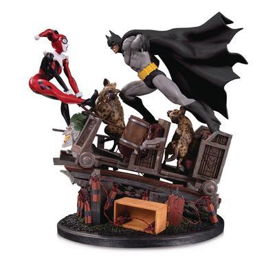 Batman VS. Harley Quinn Statue