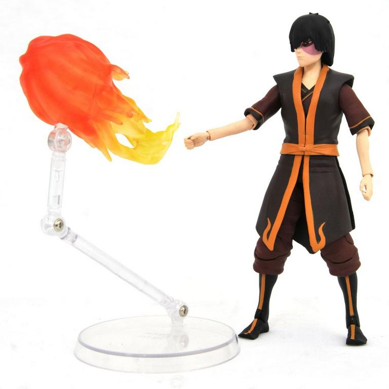 Avatar: The Last Airbender Zuko Action Figure