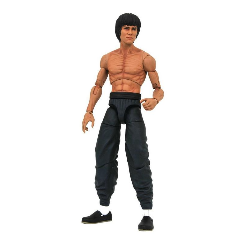 Bruce Lee Select Action Figure