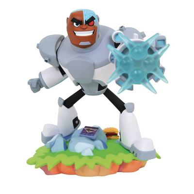 Teen Titans Go! Cyborg DC Gallery Statue