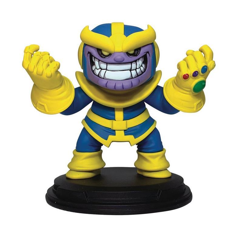 Infinity Gauntlet Thanos Statue