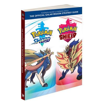 Pokemon Sword and Pokemon Shield The Official Galar Region Strategy Guide