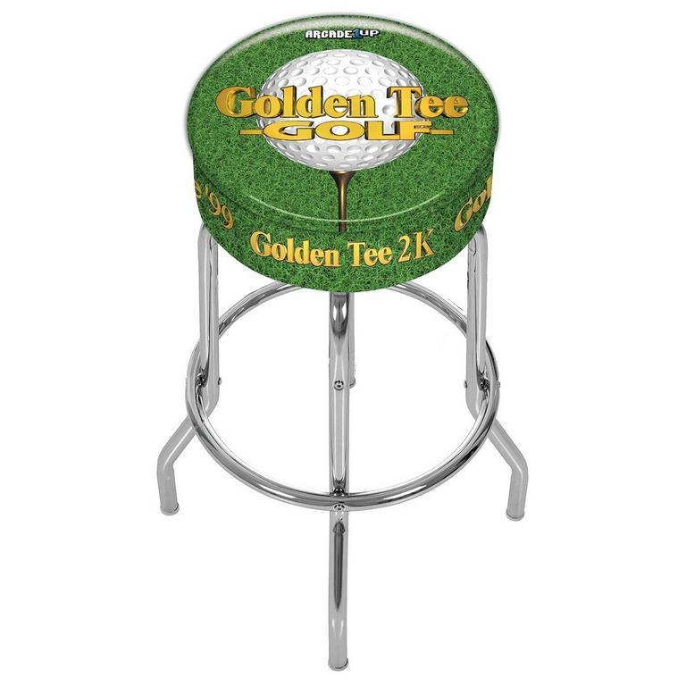 Golden Tee Adjustable Stool