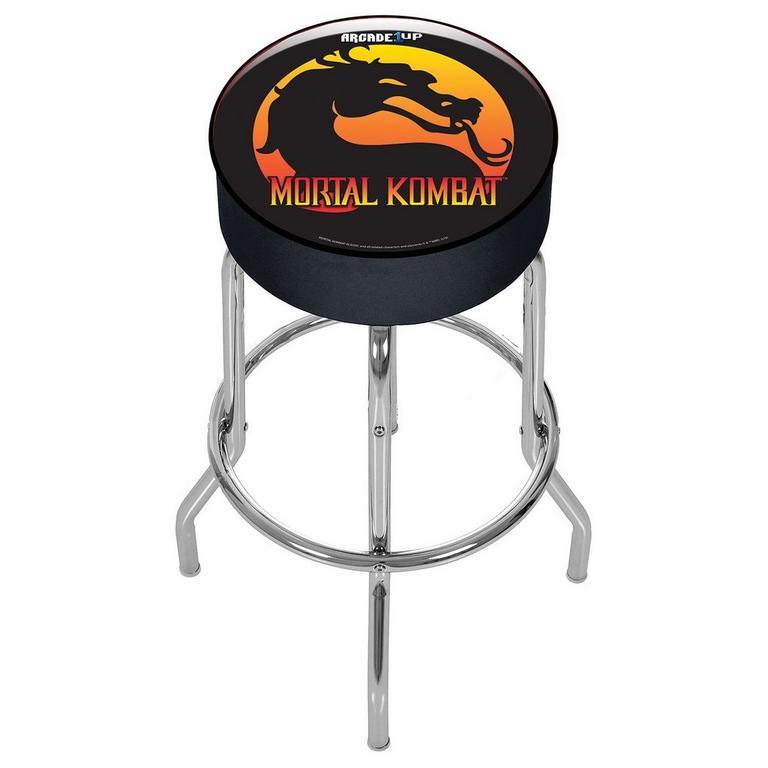 Cool Mortal Kombat Ii Adjustable Stool Gamestop Ncnpc Chair Design For Home Ncnpcorg
