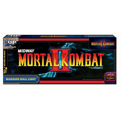 Mortal Kombat Marquee Wall Light