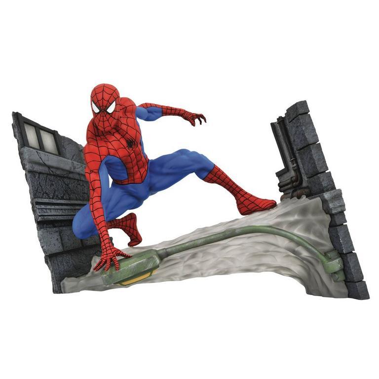 Spider-Man Marvel Gallery Diorama