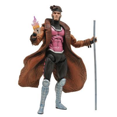 X-Men Gambit Marvel Select Figure